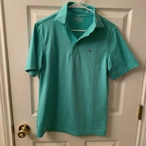 Men's Vineyard Vines Striped Polo